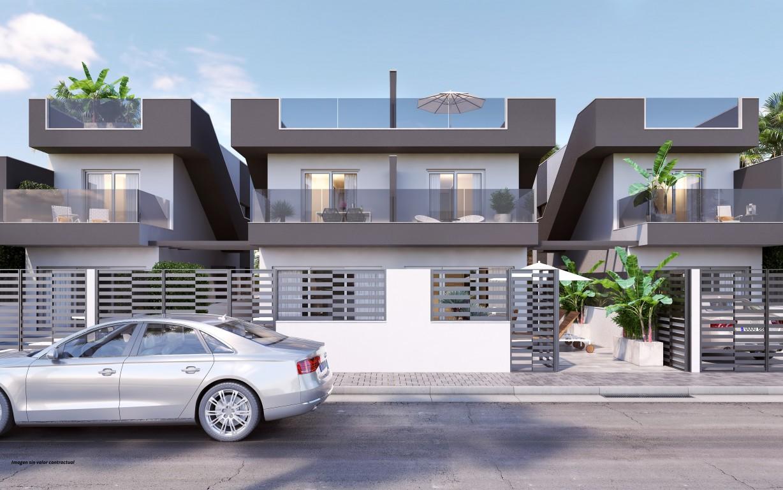 CBPNB128: Detached villa for sale in Torre de la Horadada