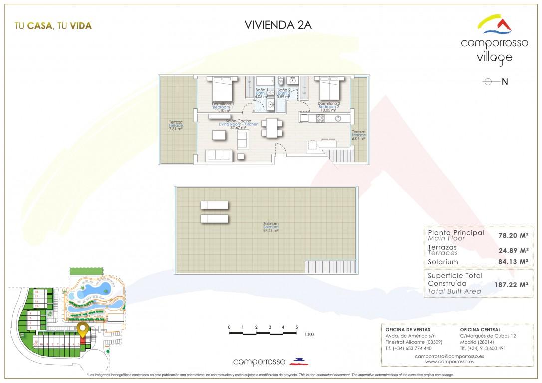 CBPNB157: Duplex for sale in Finestrat