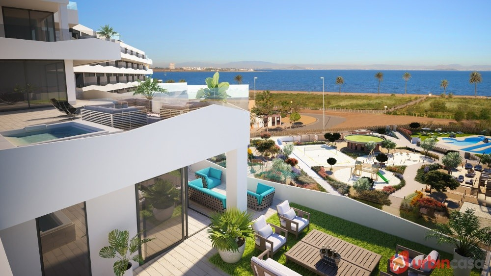 Ref:CBPNB159 Apartment For Sale in La Manga