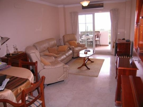 Apartment in Torrequebrada