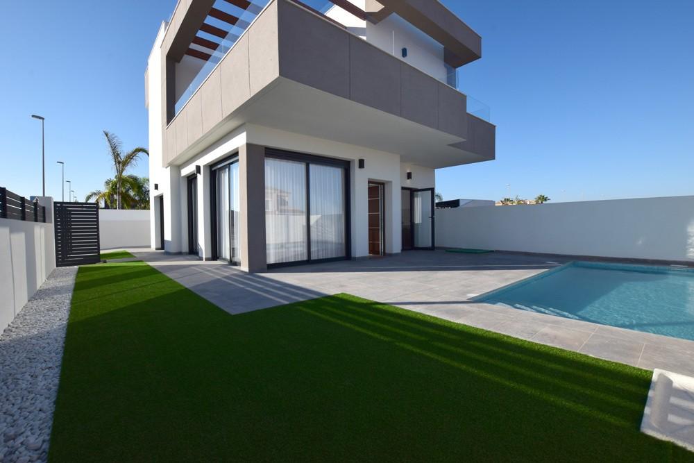 CBPNB176: Villa in Los Montesinos