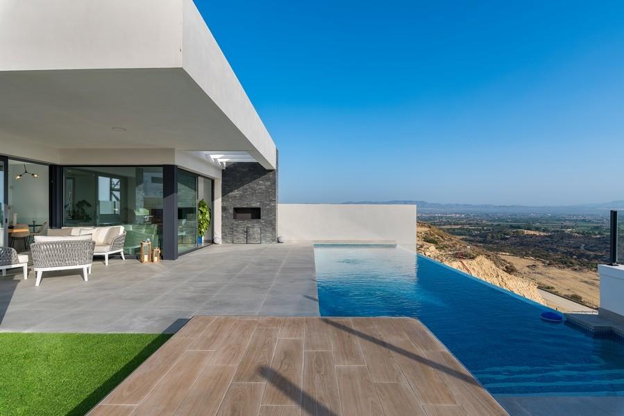 Ref:CBPNB182 Detached villa For Sale in Rojales