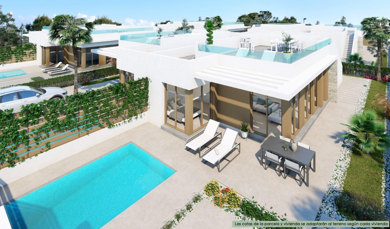 Ref:CBPNB190 Villa For Sale in Los Montesinos