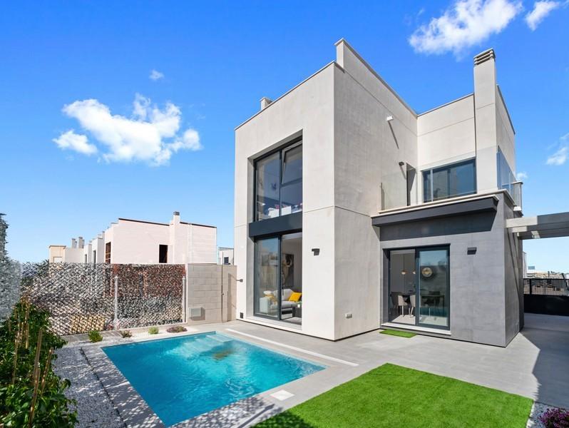 Ref:CBPNB191 Detached villa For Sale in Villamartin