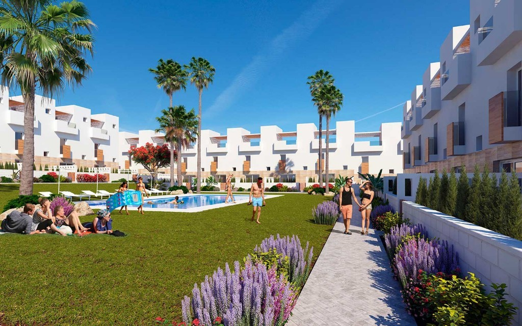Ref:CBPNB199 Apartment Duplex For Sale in Torrevieja