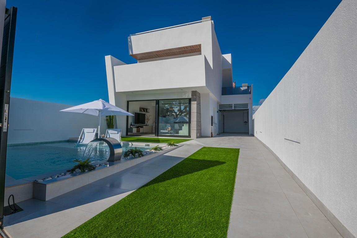 Ref:CBPNB197 Detached villa For Sale in Santiago de la Ribera