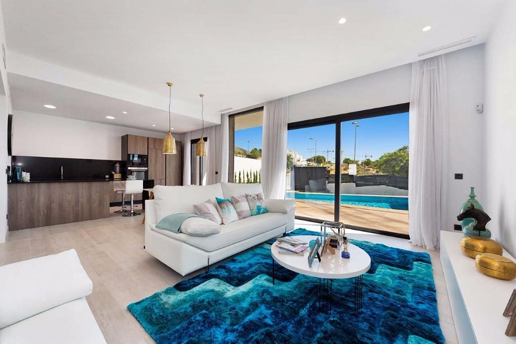 CBPNB212: Detached villa for sale in Finestrat