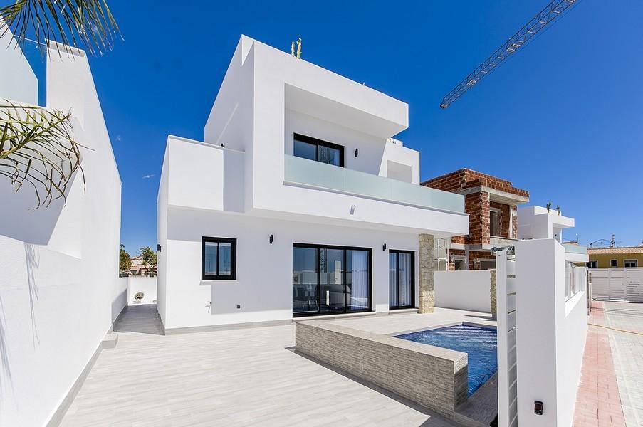 Ref:CBPNB214 Detached villa For Sale in Los Montesinos