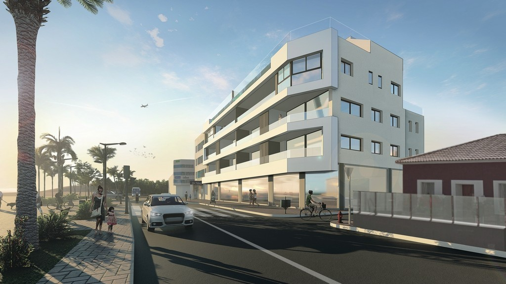 CBPNB218: Apartment for sale in San Pedro del Pinatar