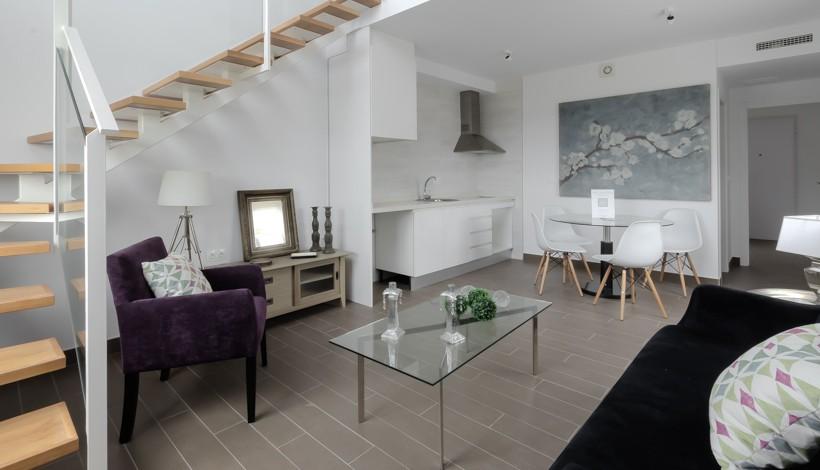 CBPNB223: Apartment Duplex in Gran Alicant