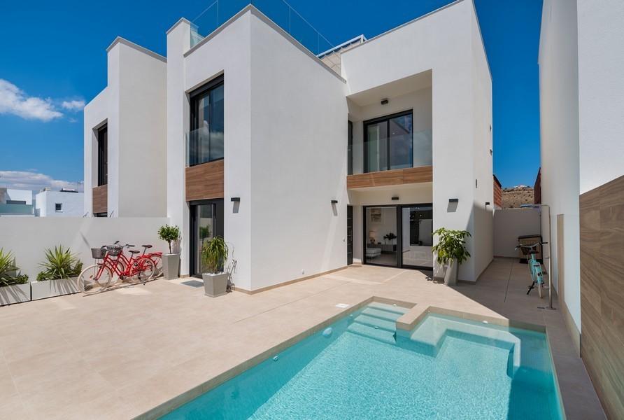CBPNB225: Villa in Rojales