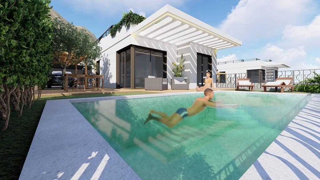 Ref:CBPNB238 Detached villa For Sale in Polop
